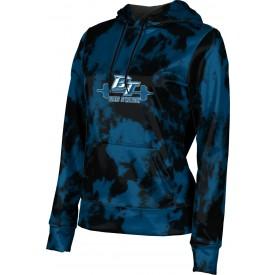 ProSphere Women's BTHS Boys Strength Grunge Hoodie Sweatshirt