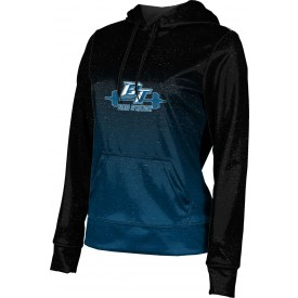 ProSphere Women's BTHS Boys Strength Ombre Hoodie Sweatshirt