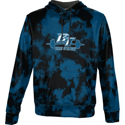 ProSphere Men's BTHS Boys Strength Grunge Hoodie Sweatshirt
