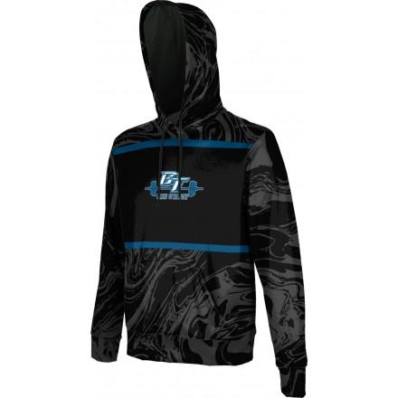 ProSphere Boys' BTHS Boys Strength Ripple Hoodie Sweatshirt