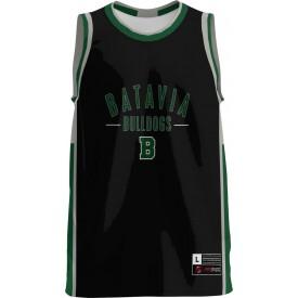 ProSphere Men's Modern Replica Basketball Jersey