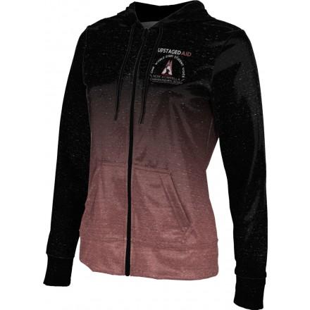 ProSphere Women's Ombre Fullzip Hoodie