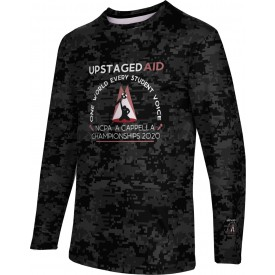 ProSphere Men's Digi Camo Long Sleeve Tee