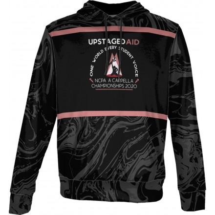 ProSphere Boys' Ripple Hoodie Sweatshirt
