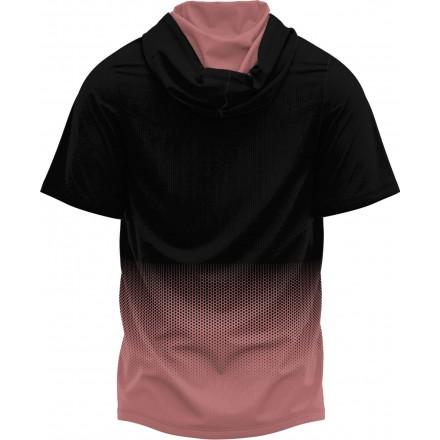 ProSphere Men's Hex Pro Short Sleeve Hooded Tee