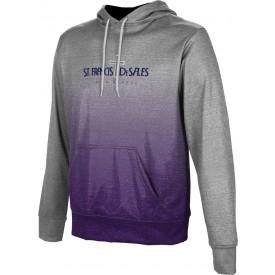 ProSphere Men's Ombre Hoodie Sweatshirt