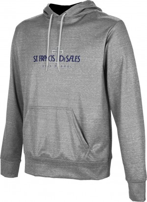 ProSphere Men's Heather Hoodie Sweatshirt