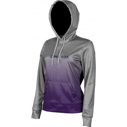 ProSphere Women's Ombre Hoodie Sweatshirt