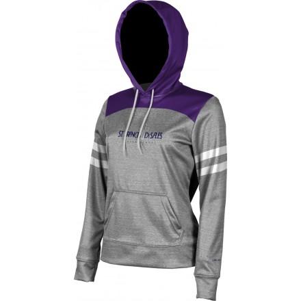 ProSphere Girls' Game Time Hoodie Sweatshirt