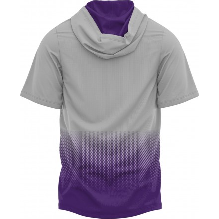 ProSphere Men's Hex Pro Short Sleeve Hooded Tee