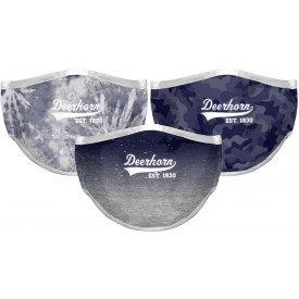 ProSphere  Adult 3-ply Face Mask/Washable/Reusable/Anti-Dust (3-pack)