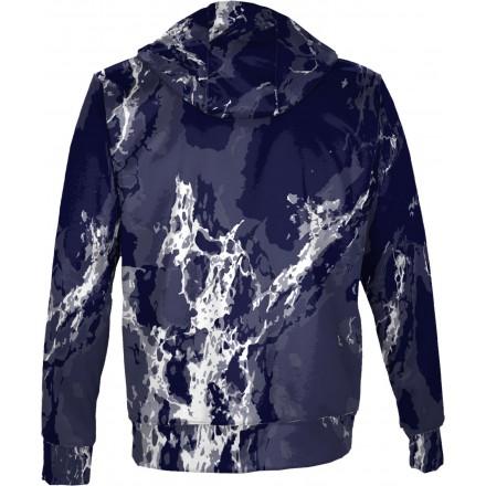 ProSphere Men's Marble Hoodie Sweatshirt