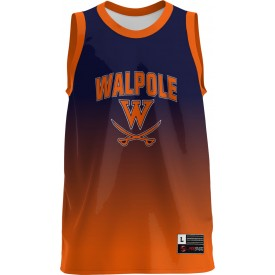 ProSphere Men's Ombre Replica Basketball Jersey